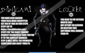 ShinigamiLocker Ransomware
