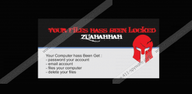 Zuahahhah Ransomware