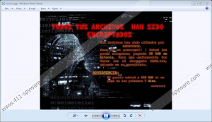 Anoncrack Ransomware