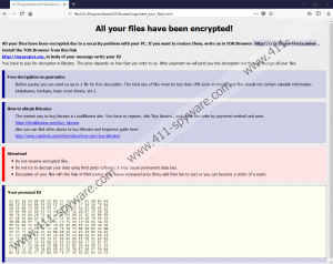 ABC Ransomware