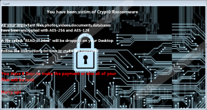 Crypt0 HT Ransomware