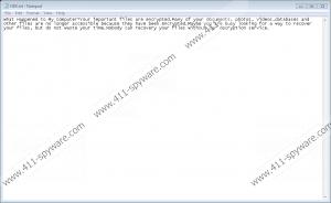 Jcoder Ransomware