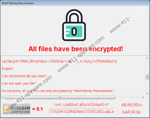 WantMoney Ransomware