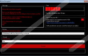 BigEyes Ransomware