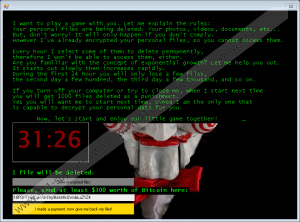 CryptWalker Ransomware