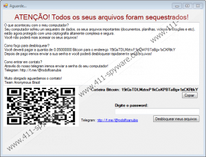 Team Anonymous Brazil Ransomware