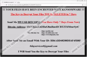 Ranion 1.08 Ransomware
