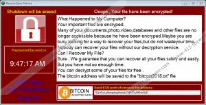 Bansomqare Wanna Ransomware