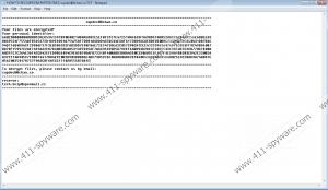 8chan Ransomware