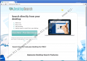 Desktop Search